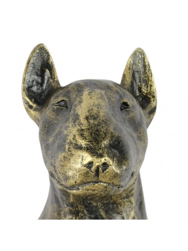 Bull Terrier - figurine (resin) - 349 - 16259