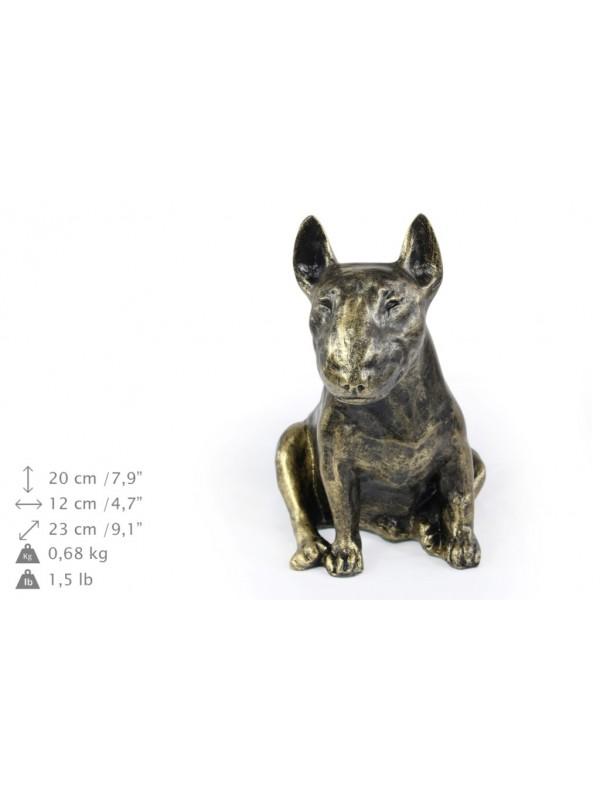Bull Terrier - figurine (resin) - 349 - 16260