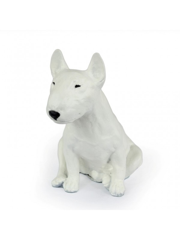 Bull Terrier - figurine (resin) - 349 - 16318