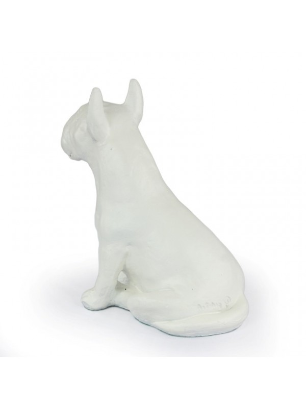 Bull Terrier - figurine (resin) - 349 - 16321