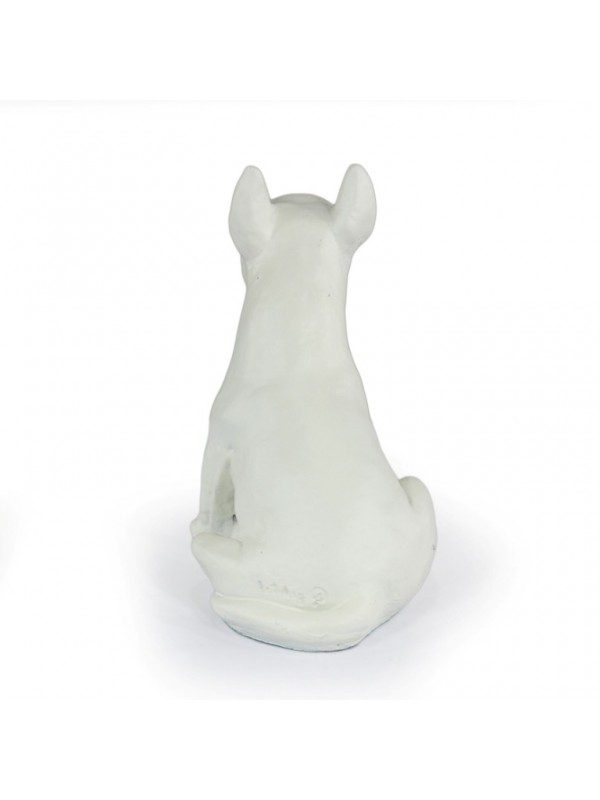 Bull Terrier - figurine (resin) - 349 - 16323