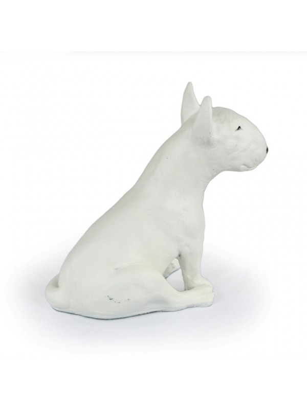 Bull Terrier - figurine (resin) - 349 - 16326