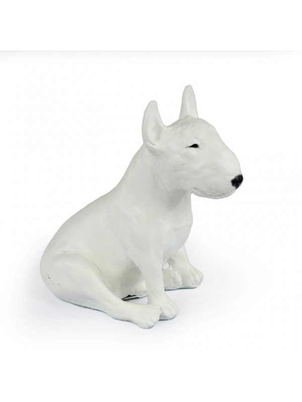 Bull Terrier - figurine (resin) - 349 - 16328