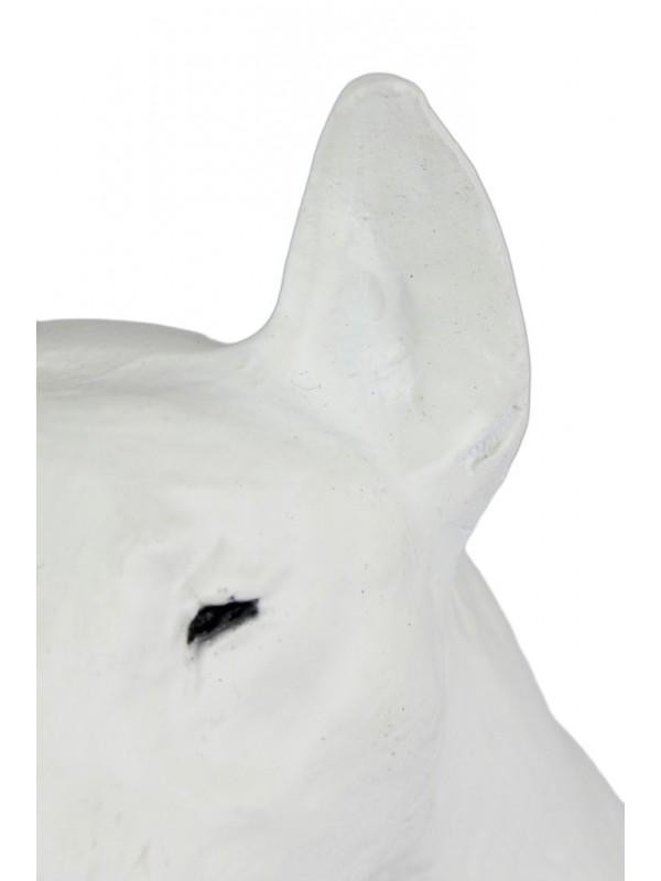 Bull Terrier - figurine (resin) - 349 - 16330