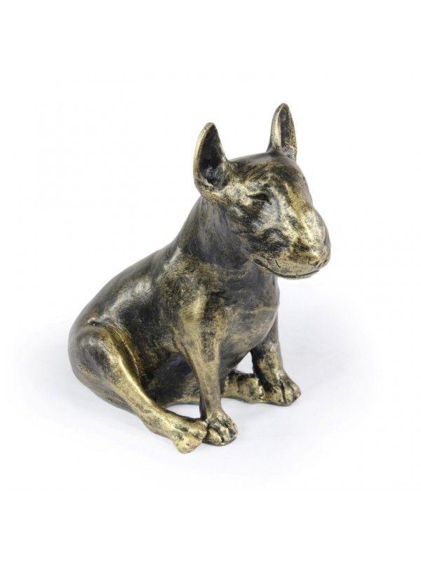 Bull Terrier - figurine (resin) - 349 - 16252