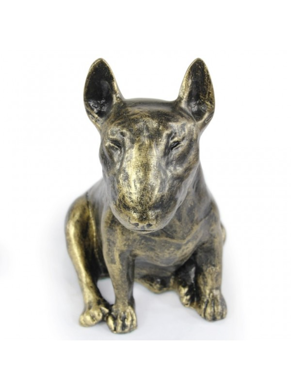 Bull Terrier - figurine (resin) - 349 - 16254