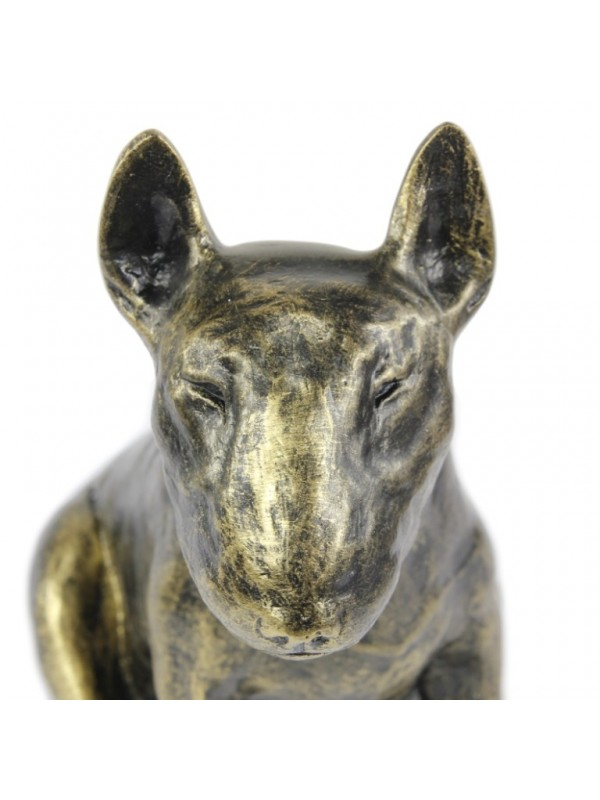 Bull Terrier - figurine (resin) - 349 - 16255