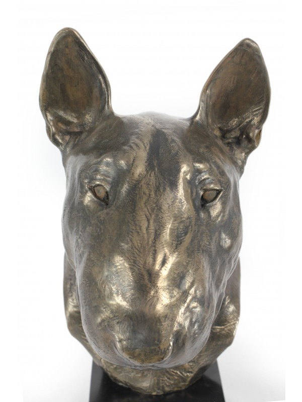 Bull Terrier - figurine (resin) - 672 - 7682