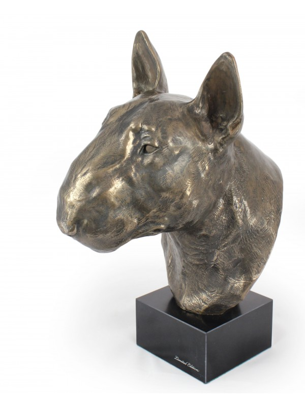 Bull Terrier - figurine (resin) - 672 - 7683