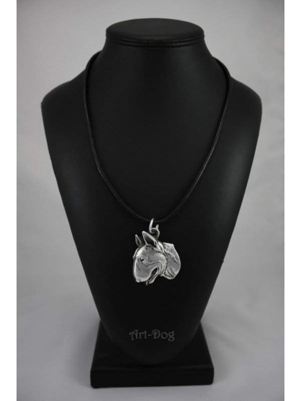 Bull Terrier - necklace (strap) - 346 - 1303