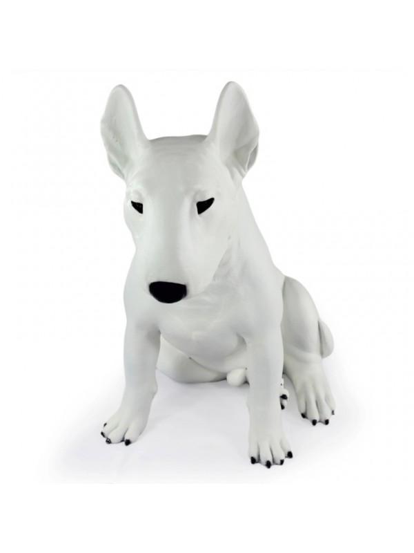 Bull Terrier - statue (resin) - 1511 - 21671