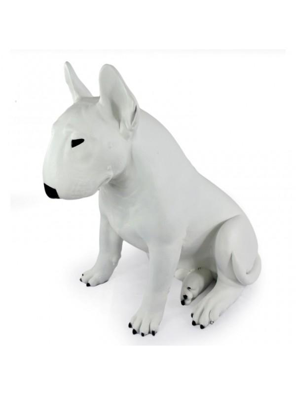 Bull Terrier - statue (resin) - 1511 - 21672