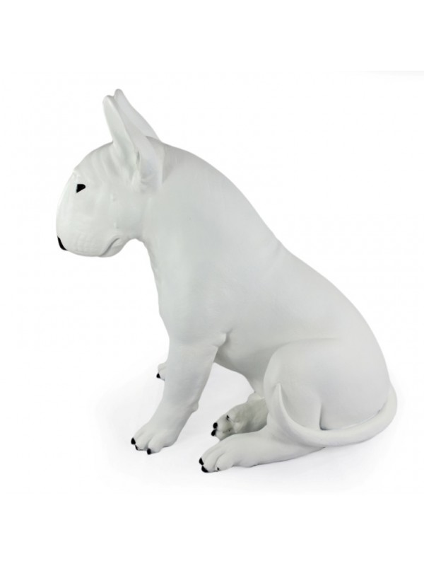 Bull Terrier - statue (resin) - 1511 - 21673