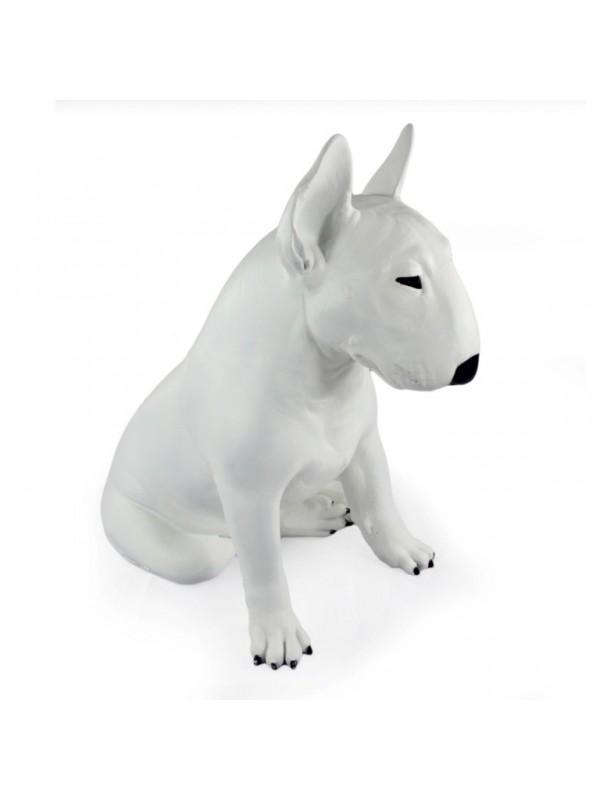 Bull Terrier - statue (resin) - 1511 - 21678
