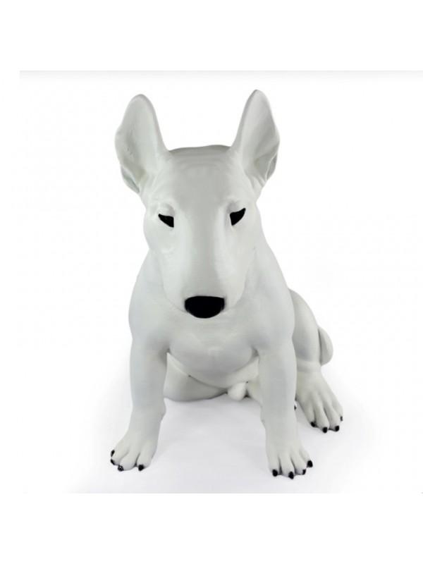 Bull Terrier - statue (resin) - 1511 - 21679