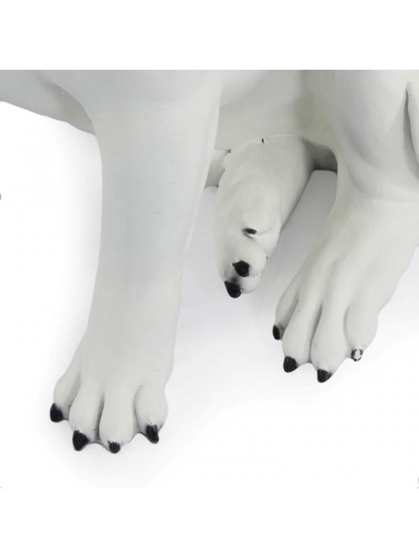 Bull Terrier - statue (resin) - 1511 - 21682