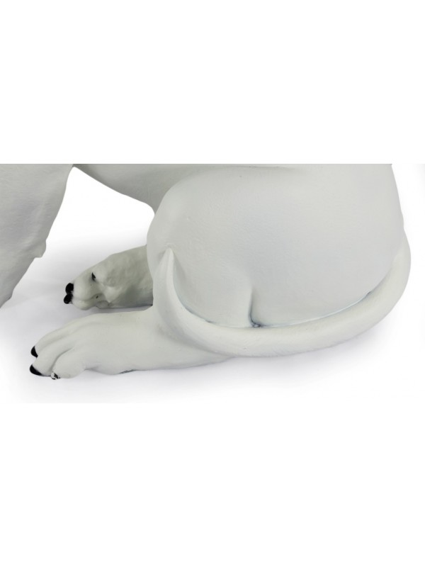 Bull Terrier - statue (resin) - 1511 - 21683