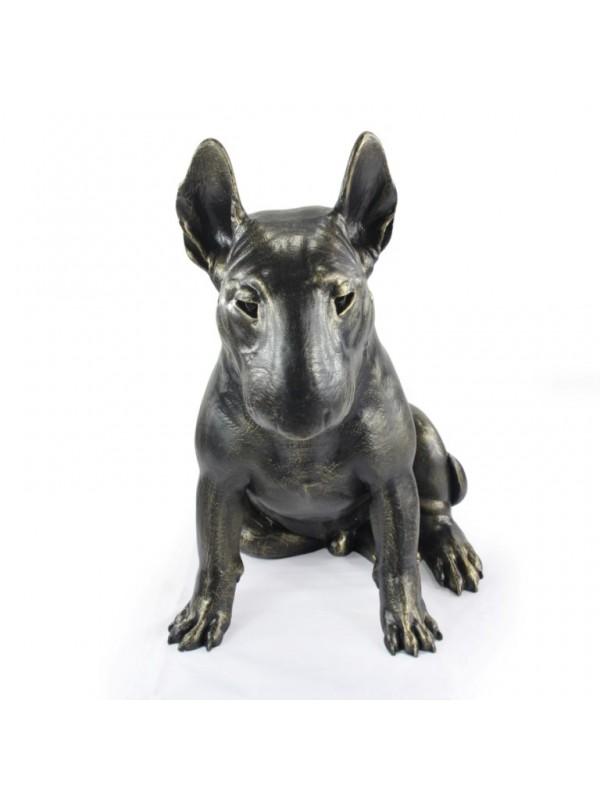 Bull Terrier - statue (resin) - 1511 - 21665