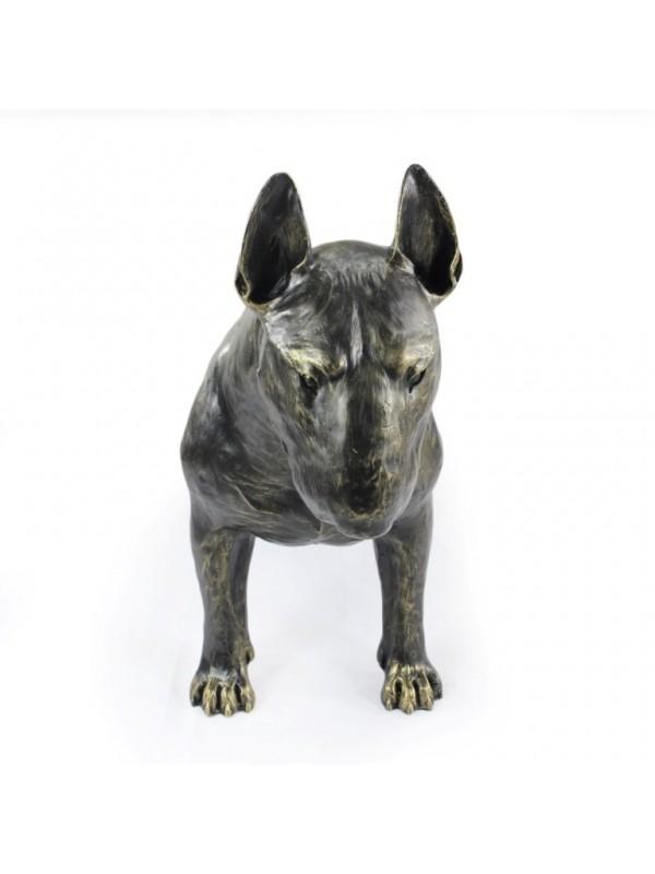 Bull Terrier - statue (resin) - 16 - 21631