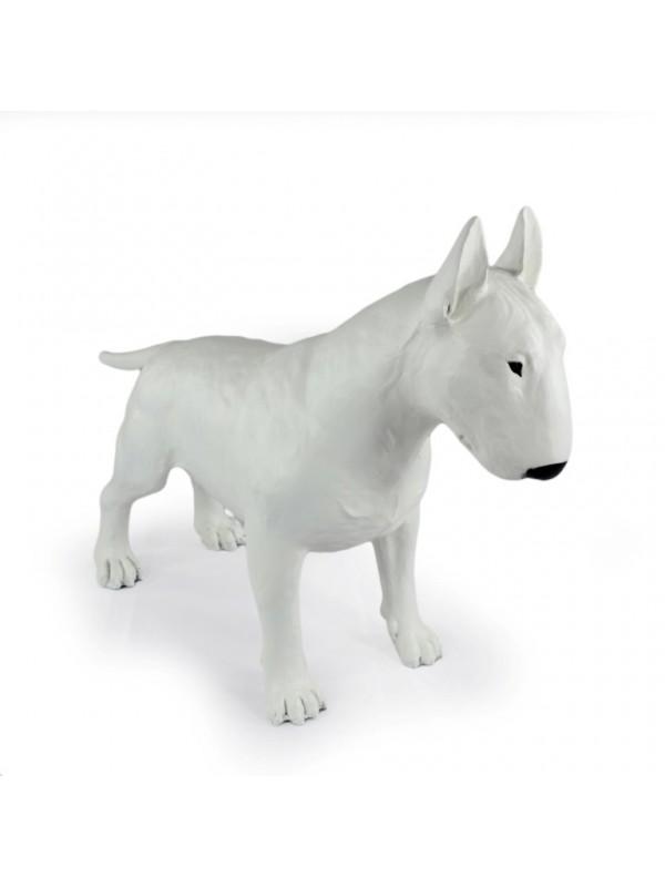 Bull Terrier - statue (resin) - 16 - 21644