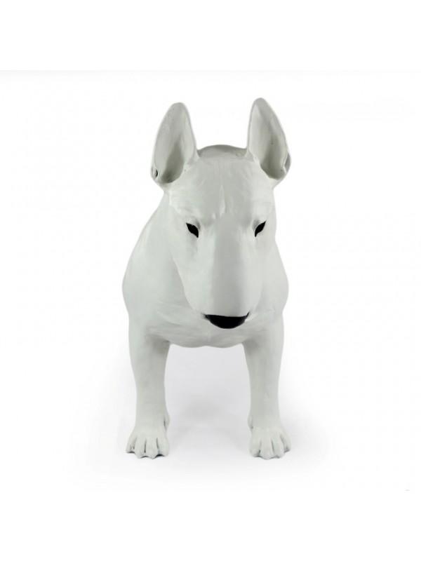 Bull Terrier - statue (resin) - 16 - 21645