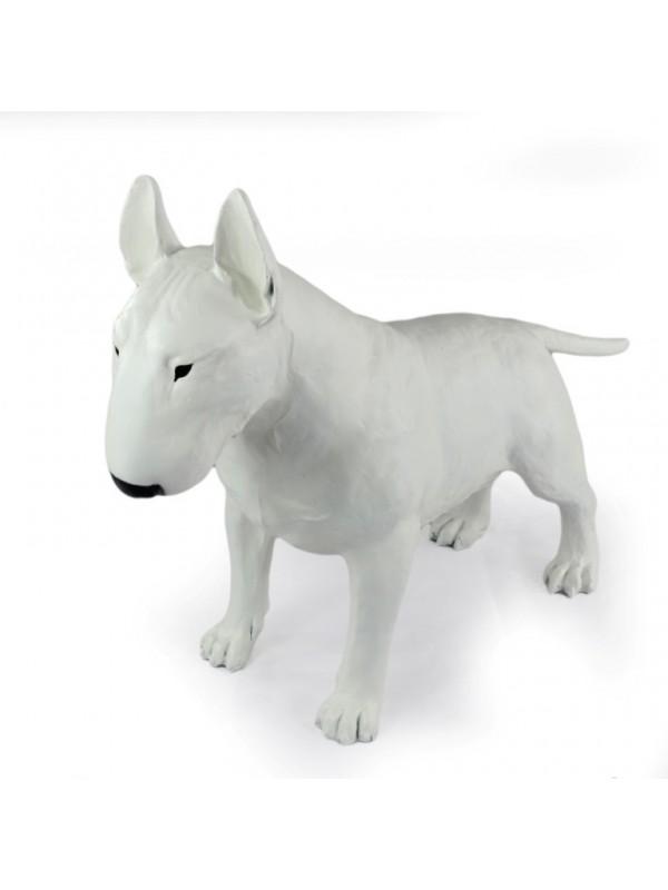 Bull Terrier - statue (resin) - 16 - 21646