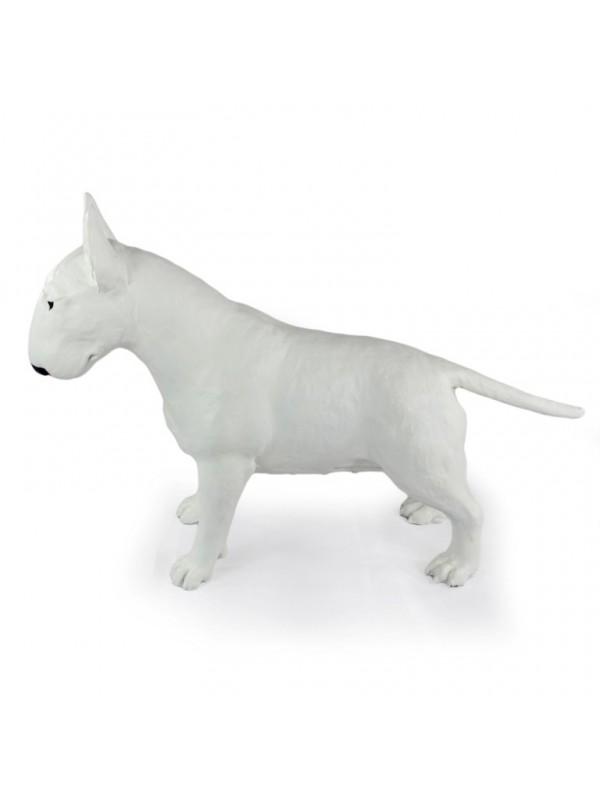 Bull Terrier - statue (resin) - 16 - 21647