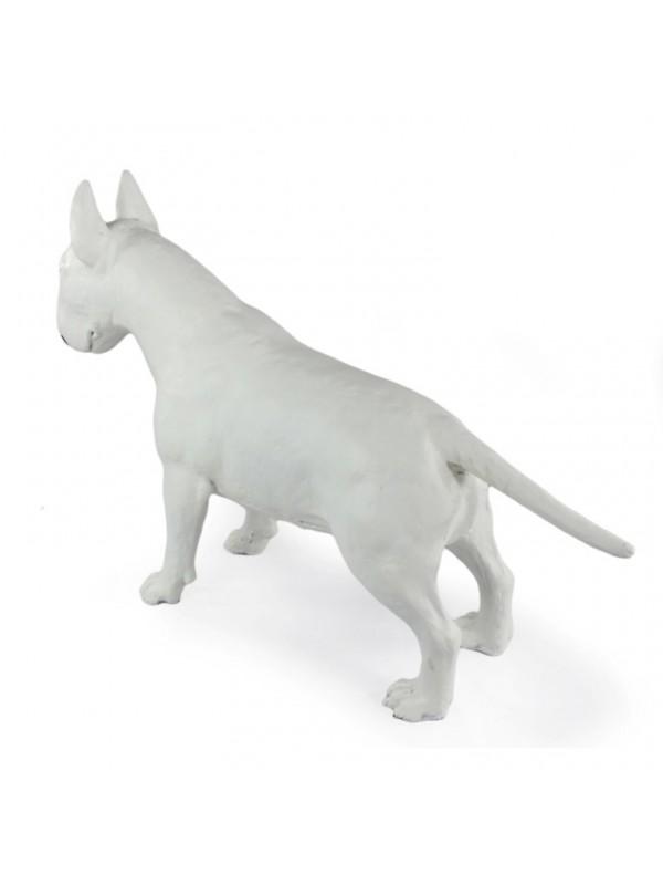 Bull Terrier - statue (resin) - 16 - 21648