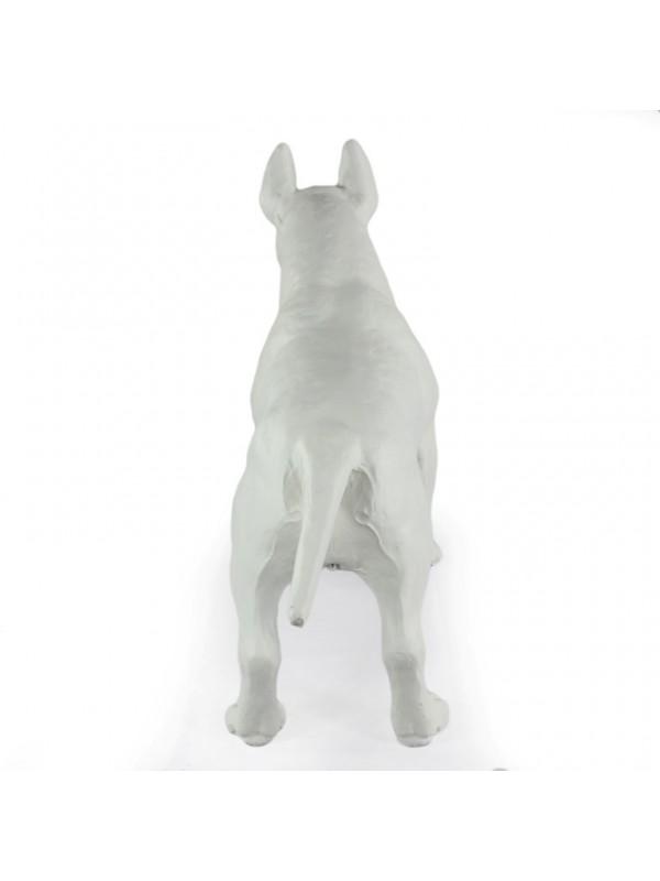 Bull Terrier - statue (resin) - 16 - 21649
