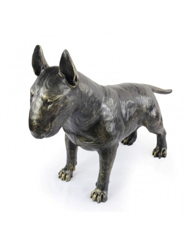 Bull Terrier - statue (resin) - 16 - 21632