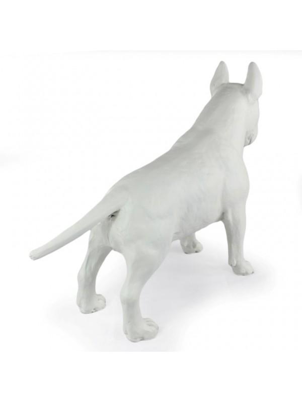 Bull Terrier - statue (resin) - 16 - 21650