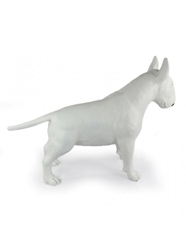 Bull Terrier - statue (resin) - 16 - 21651