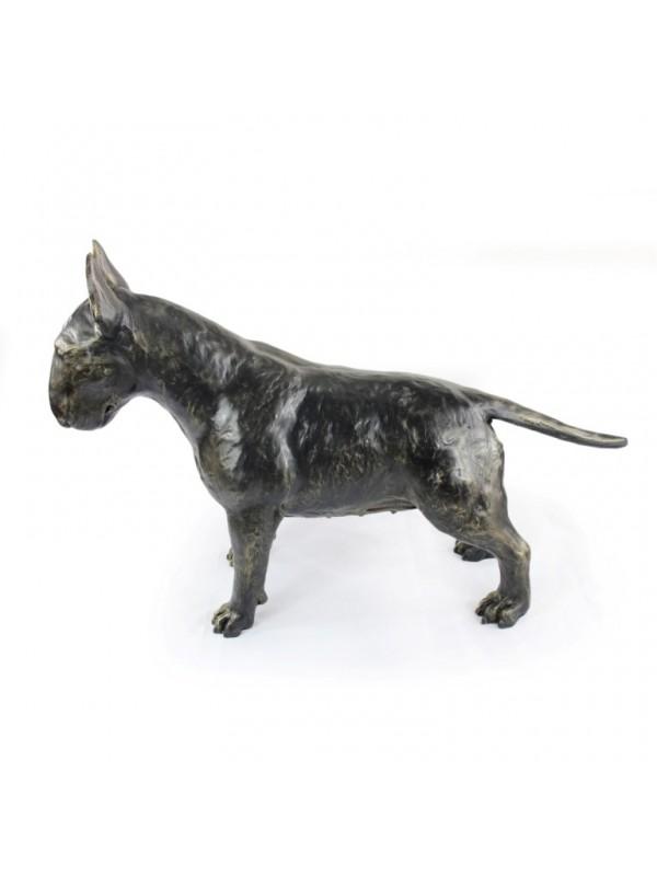 Bull Terrier - statue (resin) - 16 - 21633
