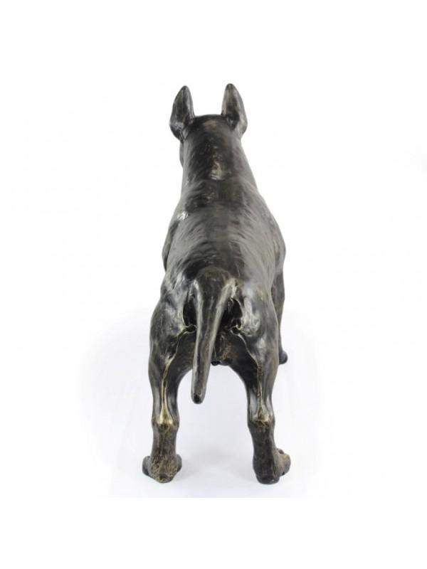 Bull Terrier - statue (resin) - 16 - 21635