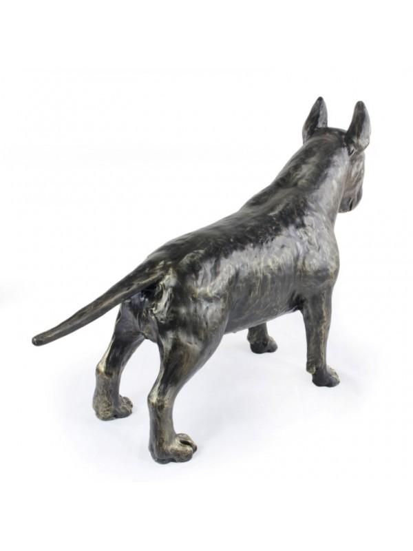 Bull Terrier - statue (resin) - 16 - 21636