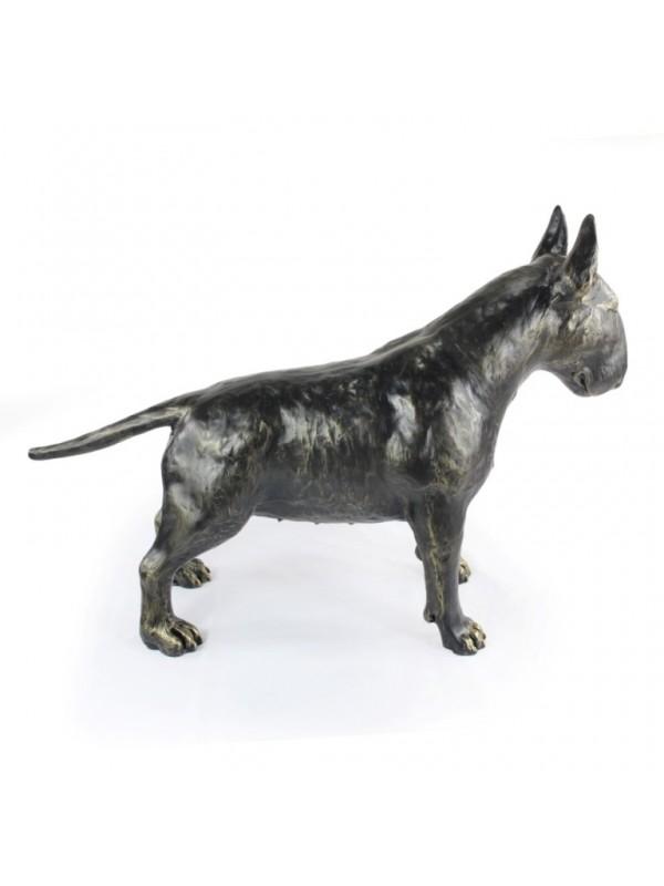 Bull Terrier - statue (resin) - 16 - 21637