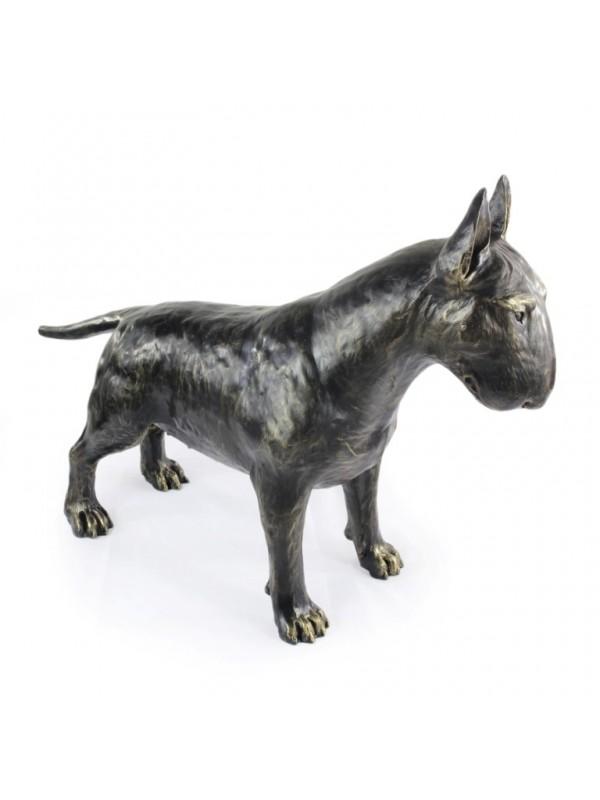 Bull Terrier - statue (resin) - 16 - 21638
