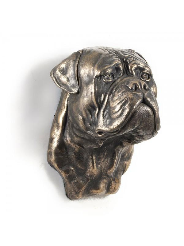 Bullmastiff - figurine (bronze) - 383 - 7149