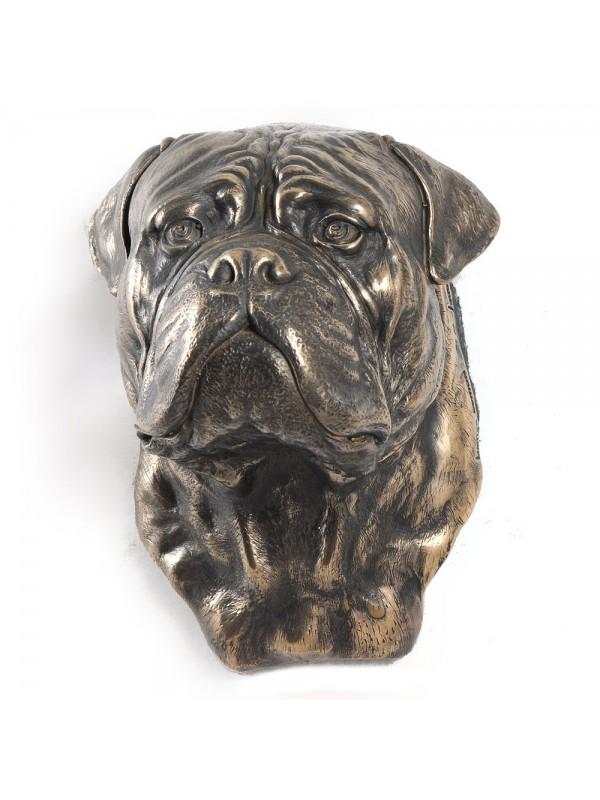 Bullmastiff - figurine (bronze) - 383 - 7152