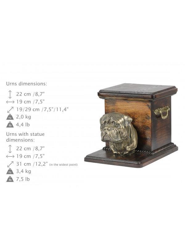 Bullmastiff - urn - 4112 - 38641