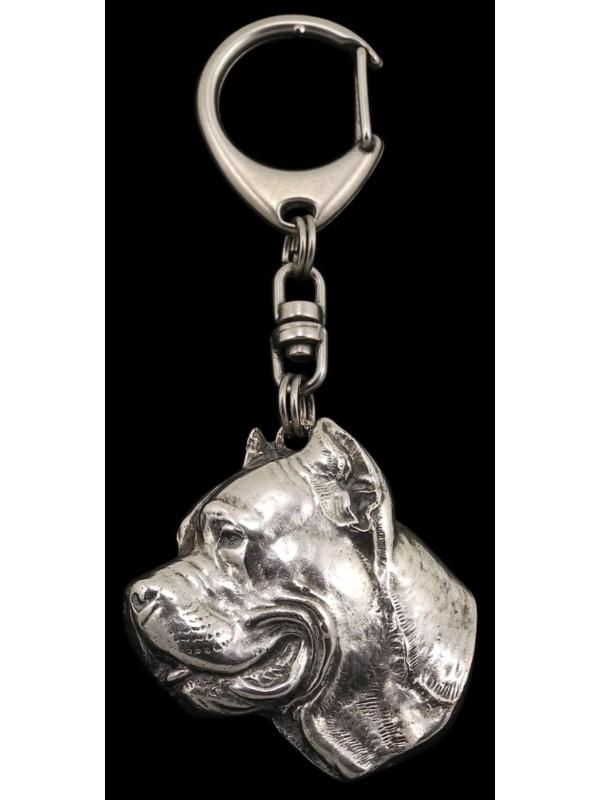 Cane Corso - keyring (silver plate) - 5 - 9199