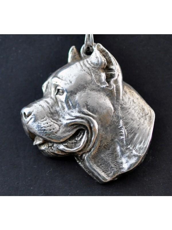 Cane Corso - necklace (strap) - 138 - 696