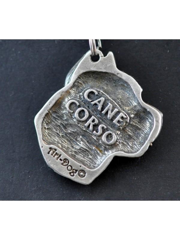 Cane Corso - necklace (strap) - 138 - 697