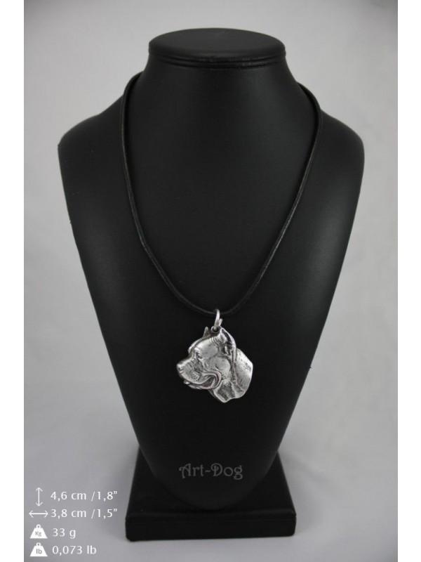 Cane Corso - necklace (strap) - 138 - 8956
