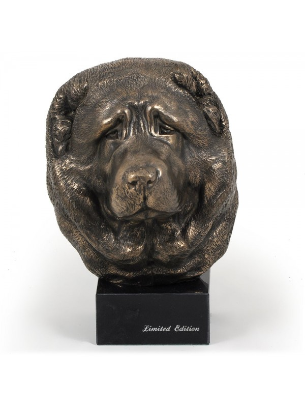 Caucasian Shepherd Dog - figurine (bronze) - 239 - 2914