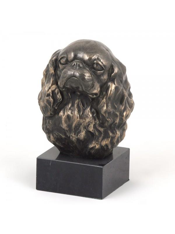 Cavalier King Charles Spaniel - figurine (bronze) - 195 - 7361