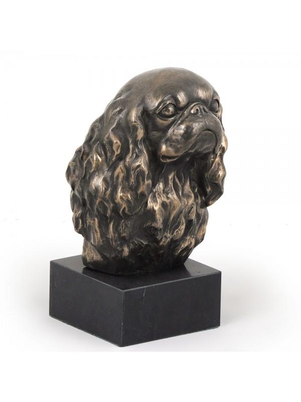 Cavalier King Charles Spaniel - figurine (bronze) - 195 - 7362