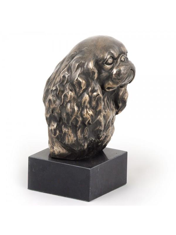 Cavalier King Charles Spaniel - figurine (bronze) - 195 - 7363