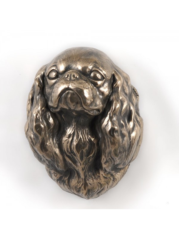 Cavalier King Charles Spaniel - figurine (bronze) - 404 - 3557