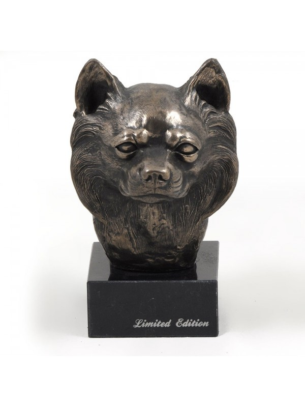 Chihuahua Long Coat - figurine (bronze) - 197 - 2858